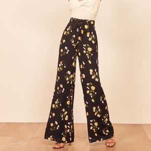 Reformation starry pants